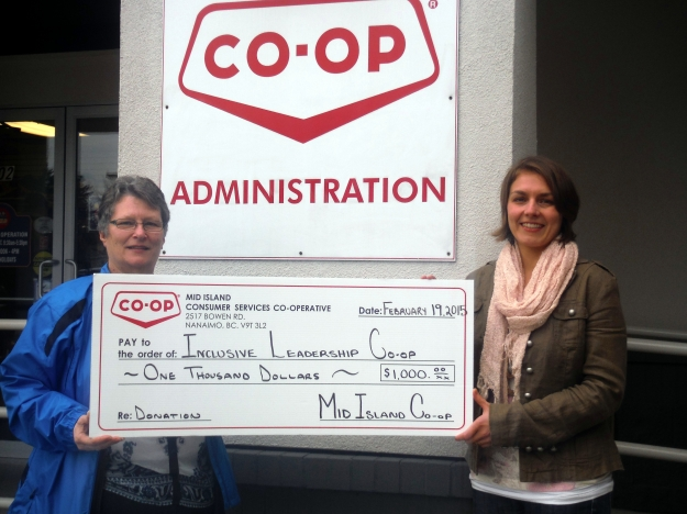 Inclusive Leadership Co-op Donation - Gabriola Elementary-1