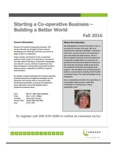 cooperative-course-flyer