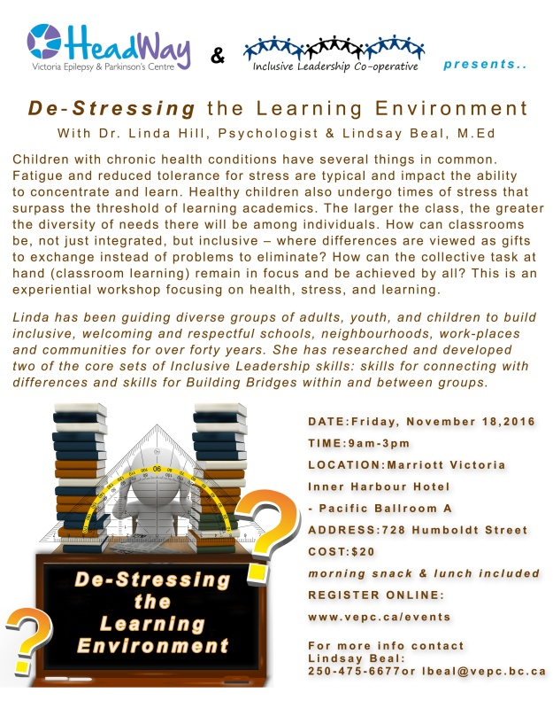 destressing-the-learning-environment