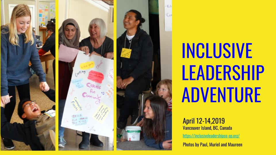 Inclusive Leadership Adventures: Diversity, Inclusion and